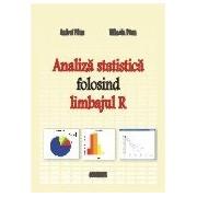 Analiza statistica folosind limbajul R.
