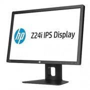 "Monitor HP Z24i, 24"", IPS, 1920 x 1200, 1000:1, 8ms, 300cd, D-SUB, DVI, DP, čierny"