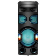 Sistem audio SONY MHC-V72D, Jet Bass Booster, Sunet 360 grade, Hi-Fi, Bluetooth, NFC, Dj Effects, USB, DVD, Party music, Party lights (Negru)