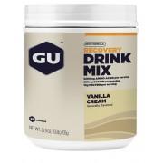 GU Energy Recovery Drink Mix Sportvoeding met basisprijs Vanilla Cream 750g beige/wit 2017 Sportvoeding