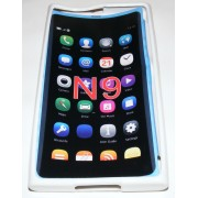 Силиконов гръб ТПУ за Nokia N9 Бял