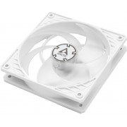 Ventilator ARCTIC COOLING P12 PWM, 120mm, 1800 okr/min, white/transparent