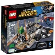 Конструктор Лего Супер Хироус - Сблъсъкът на героите - LEGO DC Comics Super Heroes, 76044