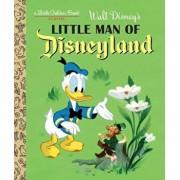Little Man of Disneyland, Hardcover/Rh Disney