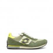 Lotto Sneakers da uomo Tokyo Targa verde foglia