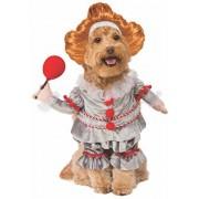 Rubie's Costume Co It Movie Walking Pennywise Disfraz para Mascota, como se Muestra, Pequeño
