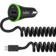Belkin Billaddare Belkin USB-micro 3.