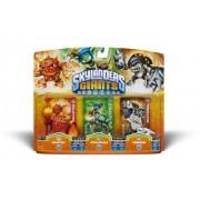 Activision Skylanders Giants - Triple Pack Eruptor, Stealth Elf, Terrafin Edition