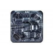 items-france CARAIBES 2 - Spa gris anthracite 5 places caraibes de marque vendom...