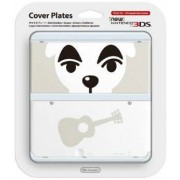 Nintendo New 3DS Cover Plate 005 Animal Crossing