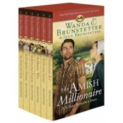The Amish Millionaire Boxed Set, Paperback