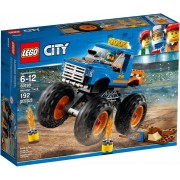 Lego City 60180 - Great Vehicles: Monster Truck