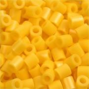 Strijkkralen. geel (32227). 5x5 mm. 2.5 mm. medium. 6000 stuk. 1 doos