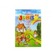 Carte de colorat cu povesti si abtibilduri, A4 80 pagini Eurobookids vol. 1