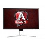 "AOC AG271UG 27"""" 4K Ultra HD IPS Negro, Rojo, Color blanco pantalla para PC"