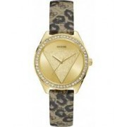 Guess Ladies Tri Glitz Watch