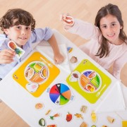 Joc alimente sănătoase (Healthy Helpings)