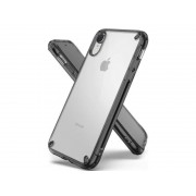 Rearth Etui Ringke Fusion do Apple iPhone XR Smoke Black