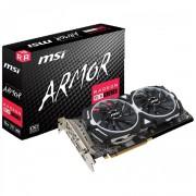 Grafička kartica AMD Radeon RX580 MSI Armor 8GB OC GDDR5, 2XHDMI/2xDP/DVI/RX 580 ARMOR 8G OC