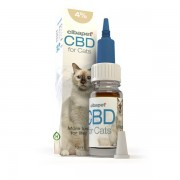 Cibapet CBD Olie 4% Katten - 10ml