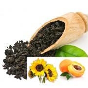Ceai Negru cu Caise