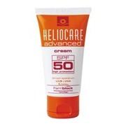 Advanced creme spf50 protetor solar rosto pele normal a seca 50ml - Heliocare
