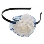 Cordeluta neagra cu floare alba
