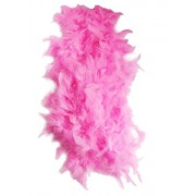 My Princess Academy / Marabou Feather Boa, Bright Pink