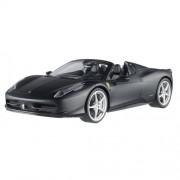 Ferrari 458 Italia Spider (Matt Black) (Diecast model)