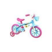Bicicleta Infantil Nathor Feminina Acqua Aro 12