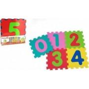 Puzzle burete pentru copii Globo Vitamina G Cifre 5 bucati