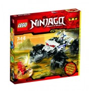 Lego Nuckal's ATV Building Set