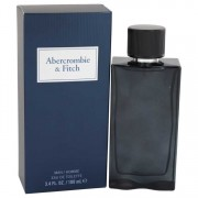 Abercrombie & Fitch First Instinct Blue Eau De Toilette Spray 3.4 oz / 100.55 mL Men's Fragrance 541267