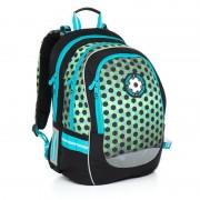 Plecak dwukomorowy dla chłopca TOPGAL CHI 800