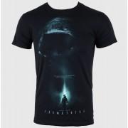 tricou cu tematică de film bărbați Prometheus - Poster - PLASTIC HEAD - PH7244