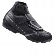 Shimano MW7 Gore-Tex SPD Cycling Shoes - Black - EUR 38 - Black