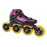 Tempish GT 500 110 Inline Speed Skates dames zwart/roze maat 39