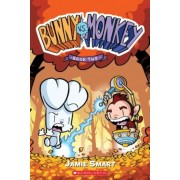 Bunny vs. Monkey: Book Two, Paperback