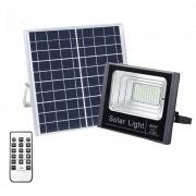 Solar wandlamp Capital III met los zonnepaneel