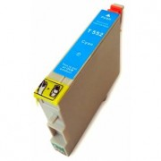 Epson Cartucho T0552 Cian Tinta Compatible