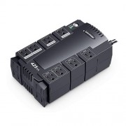 CYBERPOWER No Break CyberPower Standby, 255W, 425VA, 8 Contactos, CP425SLG