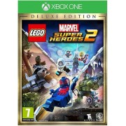 LEGO Marvel Super Heroes Deluxe Edition (Xbox One)