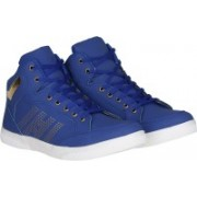 Emosis Magnifying Casuals, Corporate Casuals, Canvas Shoes, Outdoors, Sneakers, Boots, Dancing Shoes(Blue)