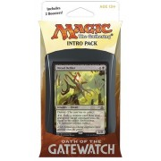 Magic the Gathering: MTG Oath of the Gatewatch: Intro Pack / Theme Deck: Vicious Cycle (includes 2 Booster Packs & Alternate Art Premium Rare Promo) Black / Green - Dread Defiler