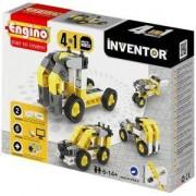 Конструктор Енджино Изобретател - 4 модела индустриални машини - Engino, 150004