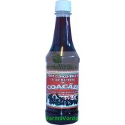 Sirop Concentrat din Coacaze Negre 500 ml Favisan