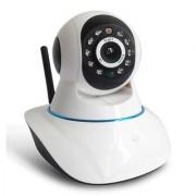 ZEMINI Wireless HD CCTV IP wifi Camera | Night vision Wifi 2 Way Audio 128 GB SD Card Support for LG G PRO LITE