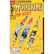 Wolverine comic books issue 50