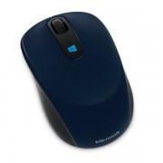 MS Vezeték Nélküli egér Notebook Sculpt Mobile Optikai (Kék) BlueTrack