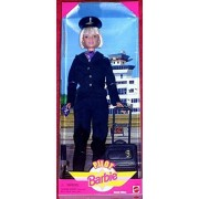 Mattel Pilot Barbie Doll